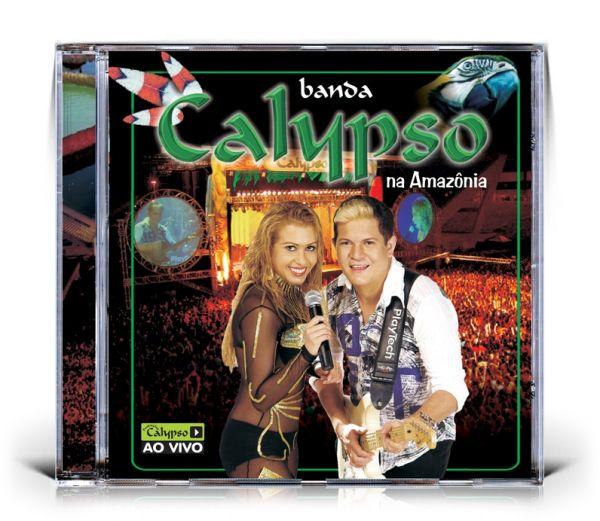 cd banda calypso ao vivo na amazonia