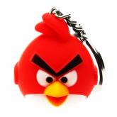 Kit com 12 Chaveiros Angry Birds