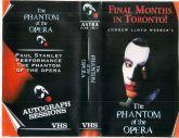 VHS - Paul Stanley - The Phanton Of The Opera