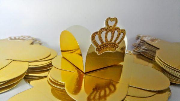 Forminhas Douradas