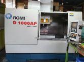 Centro de Usinagem ROMI D 1000 AP Direct Drive Usado
