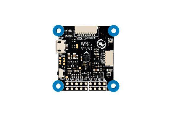 Controladora de Voo Hobbywing Xrotor F4 G2 c/ OSD Integrado
