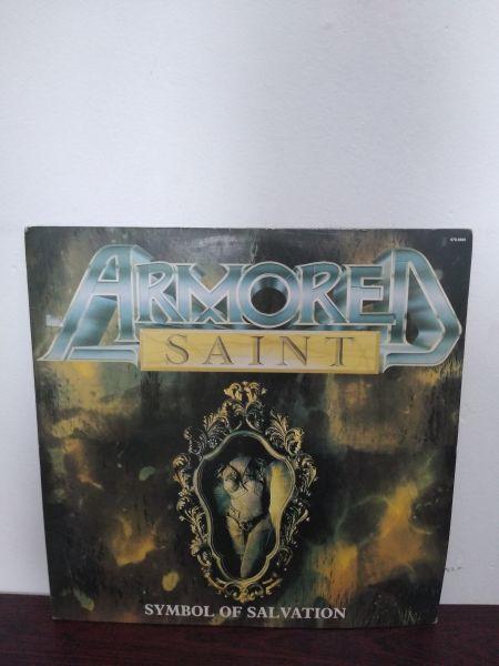 """Armored Saint - """"Symbol of Salvation"""" LP Nacional!!!"""