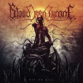 CD Blood Red Throne – Fit to Kill