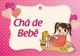 Papel Arroz Chá de Bebe A4 009 1un