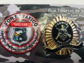 Distintivo de boina agente segurança privada