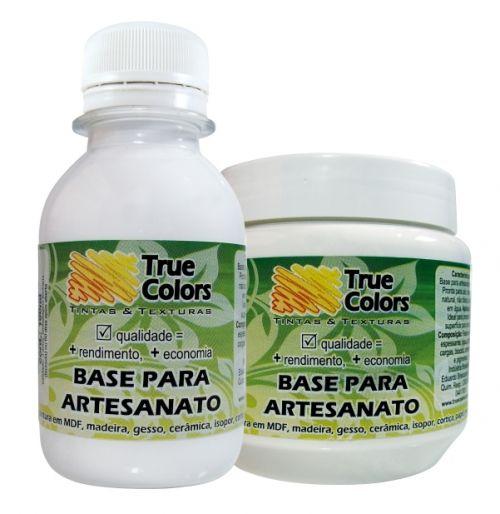 Base para Artesanato 100ml True Colors