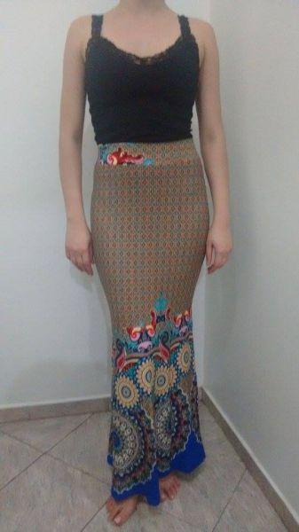 ab6934c3701 Saia Sereia Longa - Shiva moda indiana