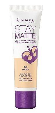 Stay Matte Liquid Mousse Foundation - Rimmel London