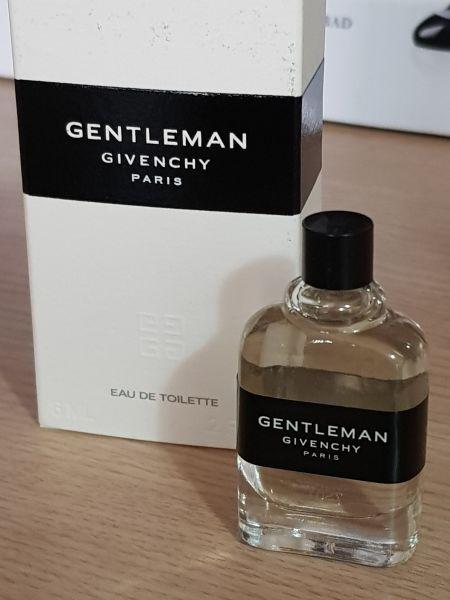 Miniatura  Gentleman Givenchy  Paris  edt  6ml  Masculino