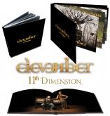 CD DIGIBOOK - ELEVENBER - 11TH DIMENSION