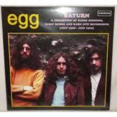 LP 12 - Egg - Saturn - duplo gatefold  importado