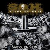 CD Siege of Hate – Cerco De Ódio