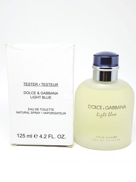 Tester Light  Blue edt Dolce Gabbana 125ml