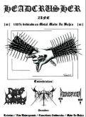 HEADCRUSHER ZINE - Edição nº 3