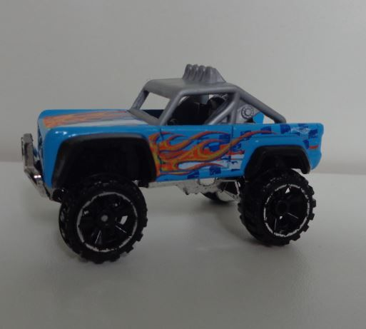 Hot Wheels - Custom Ford Bronco