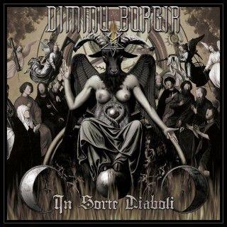 CD Dimmu Borgir – In Sorte Diaboli