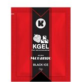 ÓLEO PARA MASSAGEM CORPORAL MORANGO BLACK ICE 5G KGEL