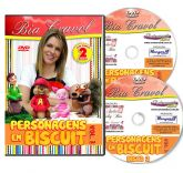 Bia Cravol - Personagens em Biscuit Volume 3