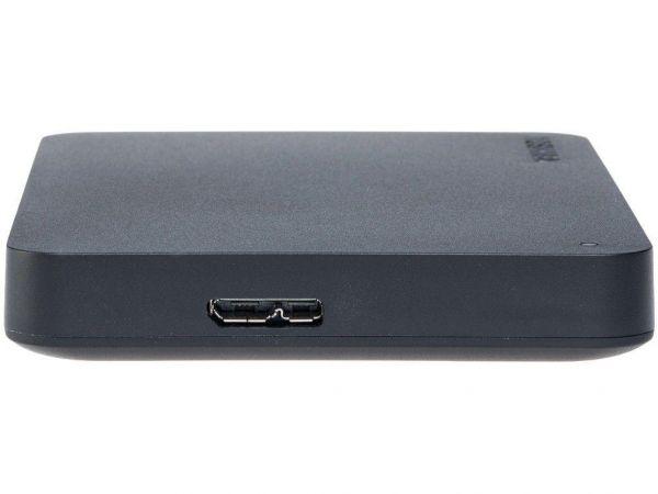 HD externo Toshiba Canvio Basics USB 3.0 - Preto