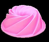 Forma de Silicone 23,5x8cm para Bolo 1un