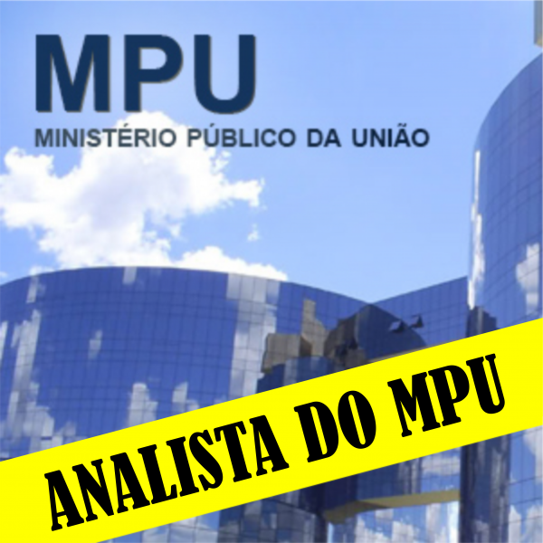 (Plano de Estudos) ANALISTA DO MPU