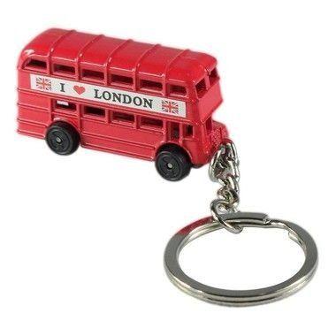 Chaveiro Ônibus Londrino