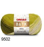 BATIK COR 9502 MESCLA VERDE