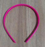 Tiaras Pink com Dentinho 8 cm (Unidade)