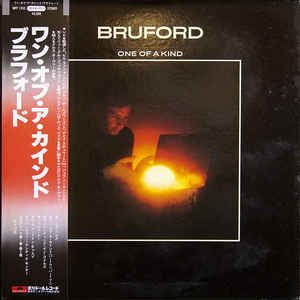 LP 12 - Bruford – One Of A Kind