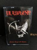 BLASPHEMY - Fallen Angel Of Doom - CASSETE (Chilean version)
