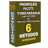 PROMOÇÃO TIMEMANIA, todos os 6 métodos que disponho por um preço especial.