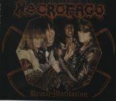 Necrófago – Brutal Mutilation - Digisleeve