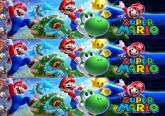 Papel Arroz Super Mario Faixa Lateral A4 005 1un