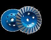 Disco de desbaste Diamantado Turbo 115mm Grão 36