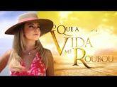 Dvd Novela O Que A Vida Me Roubou - Dublada Frete Gratis