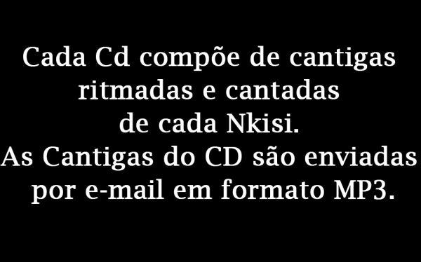 Cd 05 – VUNGÊ