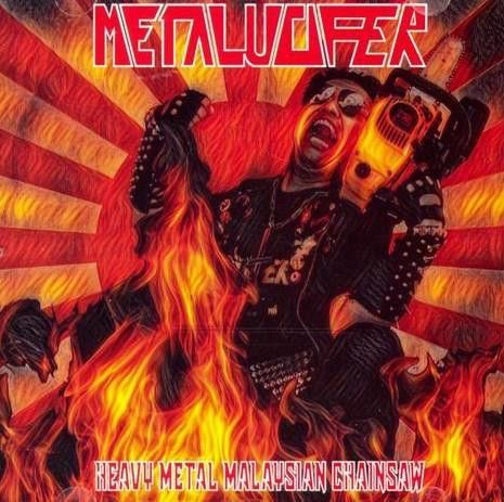 Metalucifer - Heavy Metal Malaysian Chainsaw