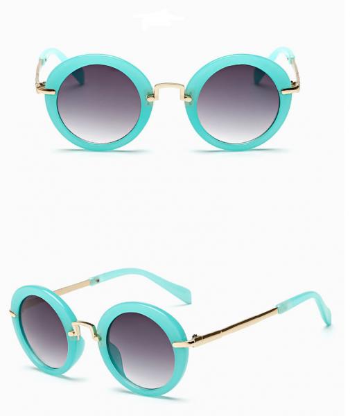 eec79f753 Óculos de Sol Redondo Cod 3405 - Tudo para Baixinhos - importados