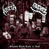 Dulvel / Arma - Satanik Black Rock 'n' Roll