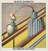 BLACK SABBATH - Technical Ecstasy (1976 - Vertigo / JAP) (LP)