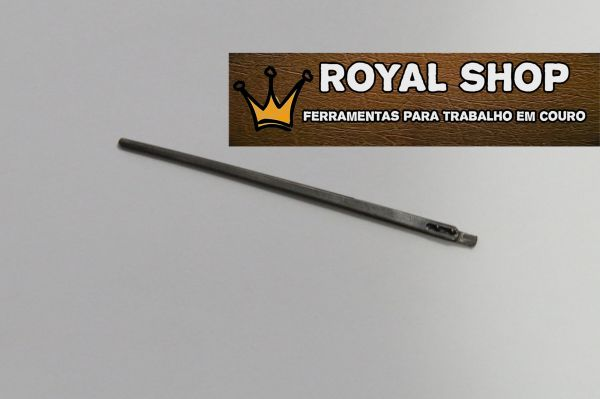 Agulha para Costurar com Tento - Prong Lacing Needle