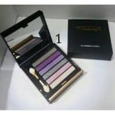 Kit de sombras 06 cores Anycolor cor 01