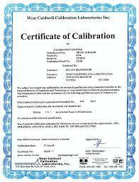 Como Analisar Criticamente um Certificado de Calibração (já inclui o curso Como Definir o Erro Máxim