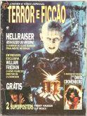 Revista - Terror E Ficção - Hellhaser