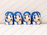 4 Sacolinhas surpresa - Sonic