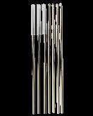 AGULHA CROCHÊ - 0,75mm