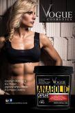 Anabolic Capilar - Creme de Restauração e Nutrição Completa 1Kg