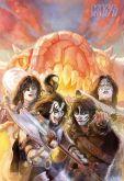 Poster - KISS - World Withot Hero 2