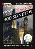 Z-12) Ciclo dos 400 Sonetos - vol. IV > 226 págs